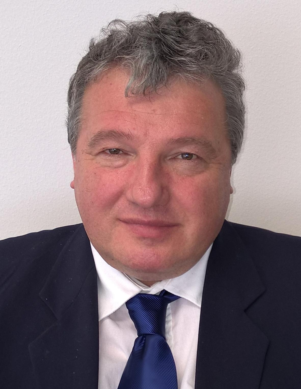 Peter Planinšič - predsednik ZID